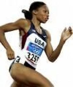 Allyson Felix: U.S. Olympian