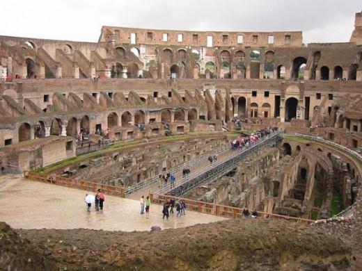 Flavian Amphitheatre