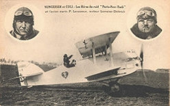 Was Charles Lindbergh the Second to Cross the Atlantic? The Mystery of the White Bird Aircraft