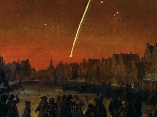 great comet of 1680