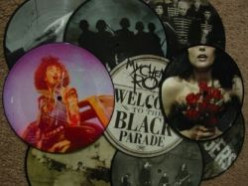 My Chemical Romance Picture Discs