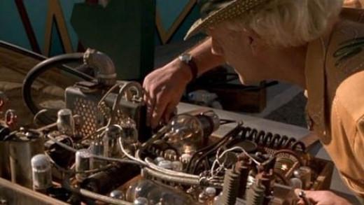 Repairing the DeLorean