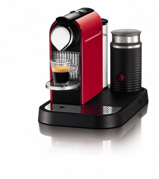 Nespresso CitiZ&milk