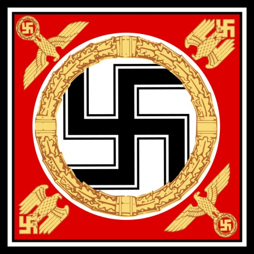 Hitler's personal standard