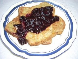 Blueberry-French-toast
