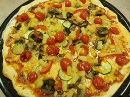 Pizza Your Family Has Gottta Love Fresh Out Of Oven