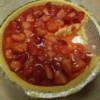 Easy No Bake Strawberry Yogurt Cream Cheese Pie