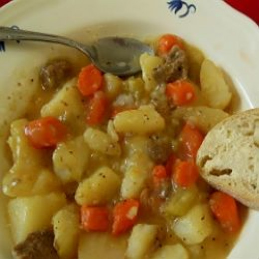 Bobaloo's Easy T-Bone Stew! Try It Soon!