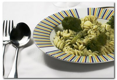 Pasta and Broccoli Salad