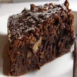 chocolate coffeecake