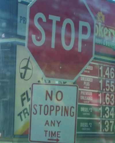 Stop!...Go!...Stop!...Go!, er...