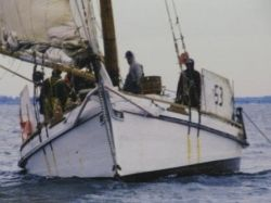 Chesapleake Bay Skipjack