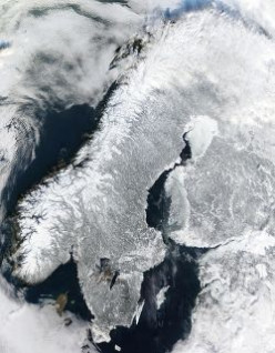 Scandinavia - Denmark, Norway, Sweden