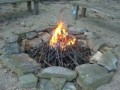 How To Build A Fieldstone Fire Pit