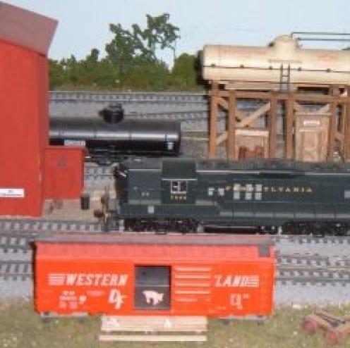 My HO Model Railroad Layout