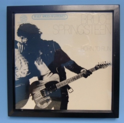 Displaying Vinyl Records: How to Make Album Cover Frames
