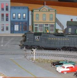 HO Model Railway