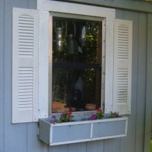 Window Planter Box
