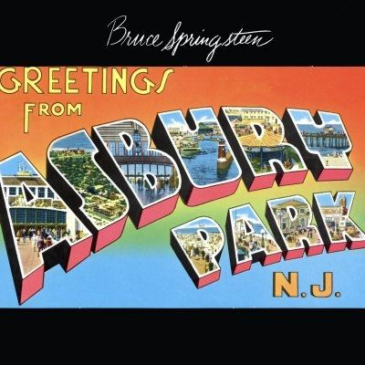 Greeting From Asbury Park