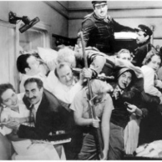 Marx Brothers Movie Poster