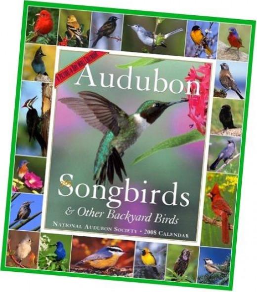2008 Audubon Calendar