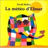 Elmer Board Book in French (from Amazon.com)