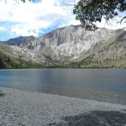 East side of Convict Lake