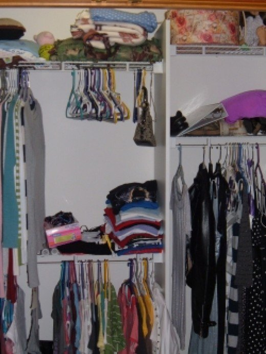 Do It Yourself Home Design: DIY Closet Organizer Plans: Customize Your Closets