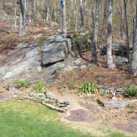 Rock Garden and Ledge