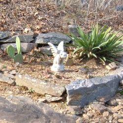Rock Garden Gargoyle