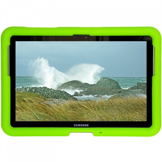 Kid proof rugged case for Samsung Galaxy Tab 2 10.1