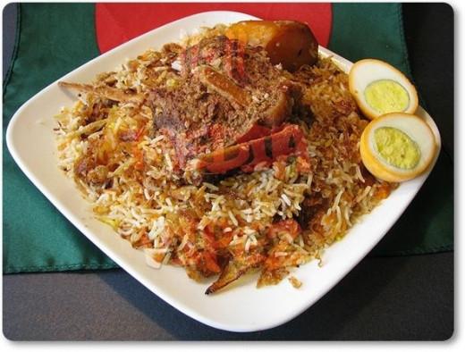 Hydirabadi Kachi Biriyani