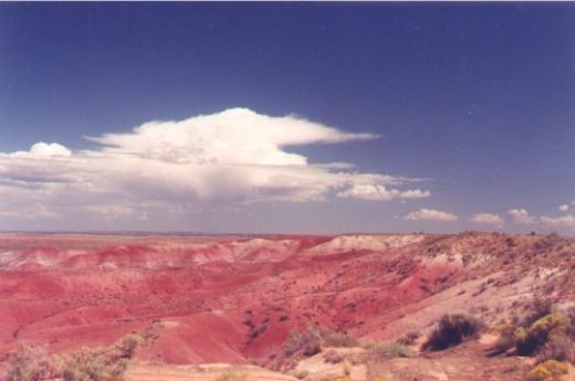 Painted Desert.