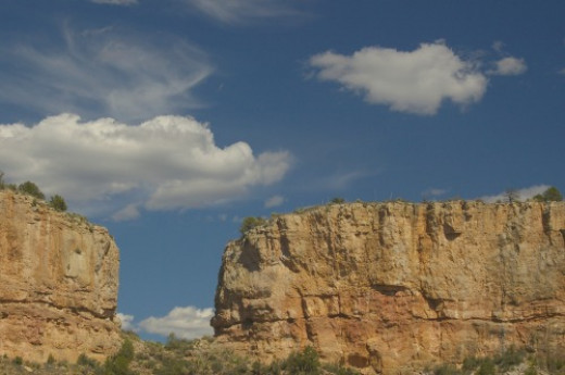 From my Canyonlands trip. I don't remember where this was.