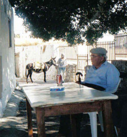 Southern Rhodes is a great place to enjoy the peace and tranquility of island life.