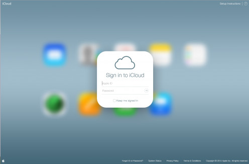Log into iCloud to initiate Find My iPhone to start tracking your iPhone
