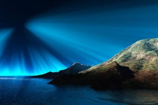 Rays on Rainier 2