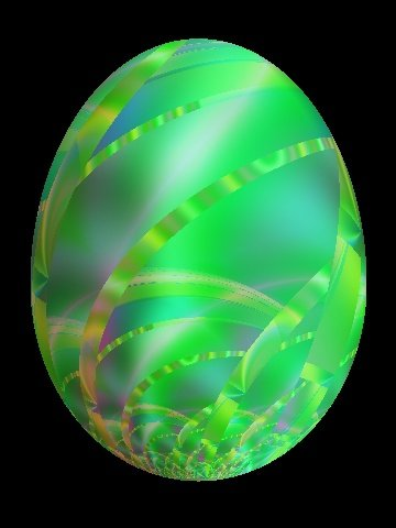 Bondegg. Named after the coloring algorithm used.