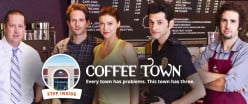 Coffee Town: Coffee and Comedy Movie