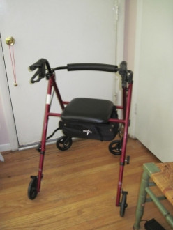 Medline Rollator Review