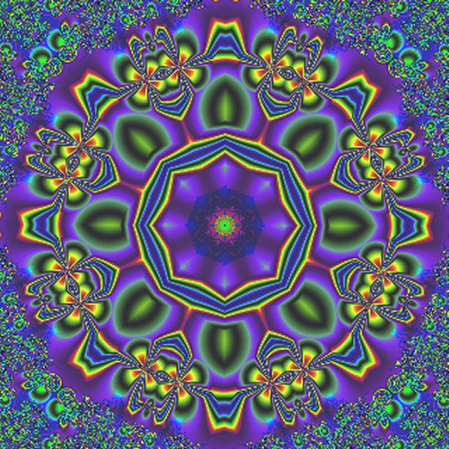 Druzy Kaleidoscope 32