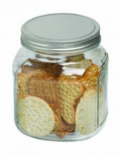 Glass Jars and Canisters