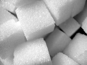 Sugar aggravates bladder infections