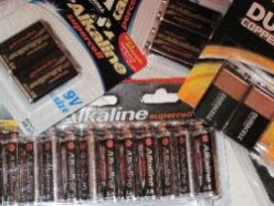 Organizing Batteries: Never be caught without power again!