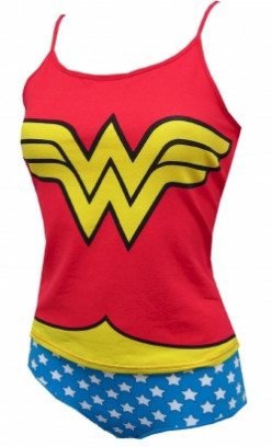 Wonder Woman Underwear for Women