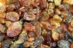 Raisins for Old Fashioned Pie