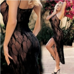 See-Through Nightgowns
