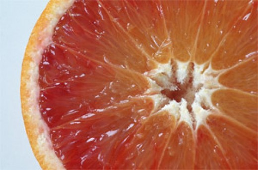 Eat a grapefruit, a low GI carb every day to boost natural weight loss.