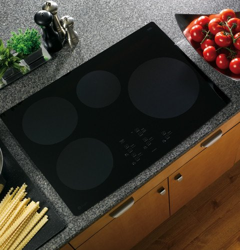 GE PHP900DMBB Profile 30 Inch Black Electric Induction Cooktop