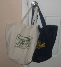 Reuse Cloth Shopping Bags